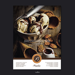 Vergidis (locolime creations) Tags: advertising graphics design magazine promotion production products foods pastry icecream communication commercial creative creation creator company corporation