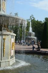Fontaines Romaines, Peterhof (RarOiseau) Tags: russie saintpétersbourg fontaine parc peterhof