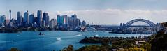 Sydneycityview02 (autrant) Tags: sydney sydneyharbourbridge sydneyoperahouse sydneyharbour nikond750
