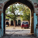 Architectural Archway, Uttar Pradesh India