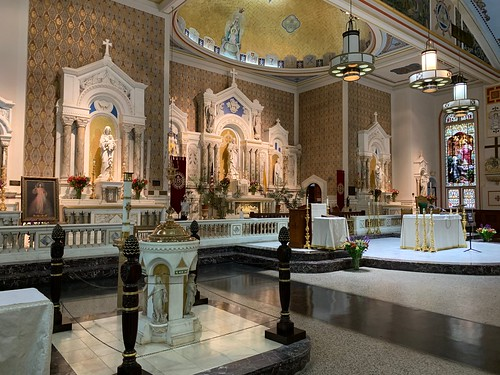 Gesu Church Downtown Miami