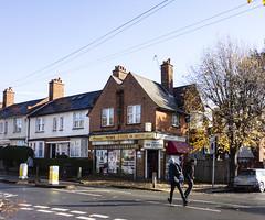 Corner Shop, Franciscan Road, Tooting (London Less Travelled) Tags: uk unitedkingdom britain england london city urban suburban suburb suburbia tooting wandsworth totterdown village shop corner cornershop street