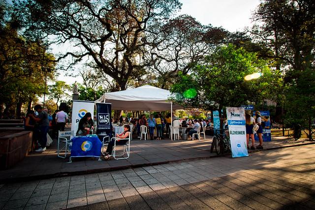 Café con ALMA en Plaza Independencia | SEP 2018