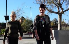 Folks at the Arc Shopping Centre  Bury St Edmunds (Bury Gardener) Tags: streetphotography suffolk street snaps streetcandids strangers candid candids people peoplewatching folks 2018 nikond7200 nikon england eastanglia burystedmunds britain