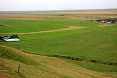 Rural Iceland from Above (JB by the Sea) Tags: southiceland southconstituency suðurkjördæmi southcoast iceland ísland europe september2018 skógar skogar rangárþingeystra