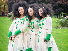ethiopian wedding?.jpg (Stephen B Jessop) Tags: 2018 bridesmaids olympus national manchester alexandrapark wedding ethiopian costume stephenbjessop em5mk2