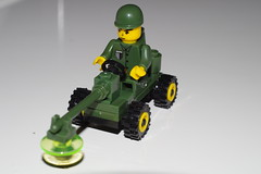 ROAD IS CLEAR ! (kingkong21) Tags: military building blocks mine sweeper