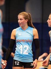 P2103212 (roel.ubels) Tags: volleybal eredivisie talent team papendal valkenhuizen sport topsport pharmafilter us tt 2018 volleyball indoor