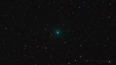 Comet 46P/Wirtanen(2018) December 7. (Jeff Sullivan (www.JeffSullivanPhotography.com)) Tags: comet 46pwirtanen2018 topaz lake eastern sierra nevada california usa united states astronomy astrophotography night photography nikon d850 70200mm f28 photo copyright 2018 december jeff sullivan