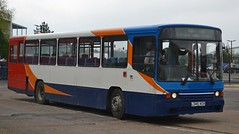 L345 KCK (tubemad) Tags: l345kck stagecoach 20445 alexander ps volvo b10m b10m55 cobham spring rally