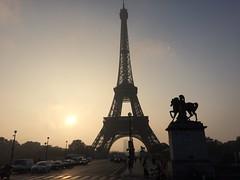 Tour Eiffel d'automne (gab113) Tags: eiffel tour pont iena paris gabstar