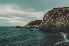 Trevaunance Cove... (Jess Feldon) Tags: sonya7 cornwall stagnes trevaunancecove beach coast sea lookslikefilm jessfeldon waves surf coastline