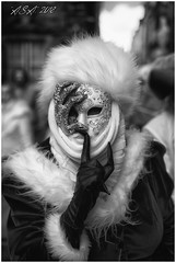 """Whitby Goth Weekend (""""A.S.A."""") Tags: whitby whitbygothweekend northyorkshire britain goth gothic gothweekend gothics portrait infrared830nm sonya7rinfrared830nm zeisssonnarfe55mmf18za blackwhite mono monochrome greyscale niksoftware silverefex asa2018"""