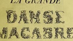This image is taken from La grande danse macabre des hommes et des femmes : précédée du dict des trois mors et dfs [!] trois vifz, du Débat du corps et de l'ame, et de La complaincte de l'ame dampnÃÂ:copyrig (Medical Heritage Library, Inc.) Tags: dance death wellcomelibrary ukmhl medicalheritagelibrary europeanlibraries date1862 idb24877402