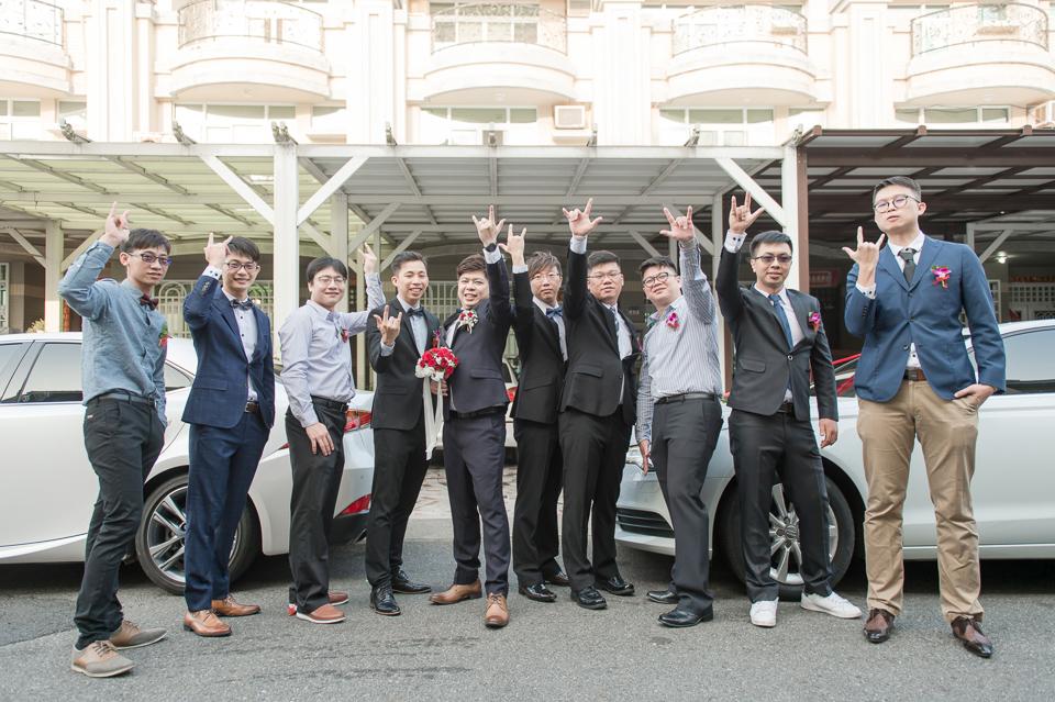 婚攝 雲林劍湖山王子大飯店 員外與夫人的幸福婚禮 W & H 007