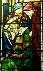 [67957] All Saints, Gainsborough : Gamble Window (Budby) Tags: gainsborough lincolnshire church window stainedglass