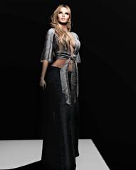 Chic Boho (Slightly FASHIONABLE) Tags: sl secondlife virtualfashion bohochic bohemian maxiskirt blouse bohoculturefair ghee