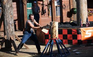 American Lumberjack