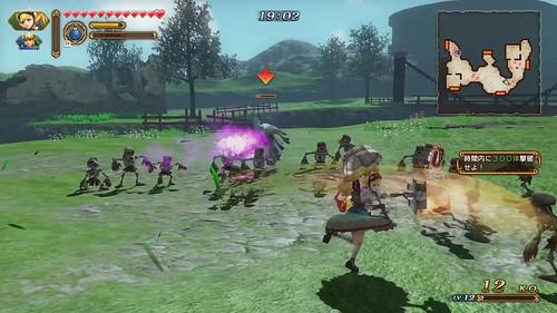 Hyrule Warriors Agitha