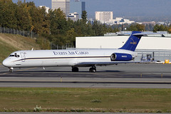 N965CE, (Jeroen Stroes Aviation Photography) Tags: evertsair md80 panc anchorageairport