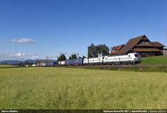 Railcare Rem476.457 (Marco Stellini) Tags: railcare ch schweitz rem476 vectron last mile siemens 193