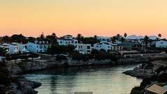 Sunset in Ciutadella (Nicola Pezzoli) Tags: menorca baleares baleari island nature spain sea minorca isola sunset ciutadella cala water maiorca