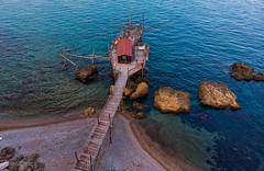 Trabocco Punta Torre (ZetaTony) Tags: trabocco abruzzo costadeitrabocchi drone dji mavicair natura panorama landscape mare sea