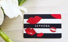 Sephora Gift Card (katalaynet) Tags: follow happy me fun photooftheday beautiful love friends