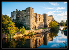 Newark Castle from Trent Bridge (veggiesosage) Tags: newark nottinghamshire aficionados sigma1020mmf456dc grade1listed gx20 castle