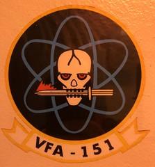 VFA-151 (orange27) Tags: ussmidwaycv41 ussmidway cv41 midwayclassaircraftcarrier aircraftcarrier usnavy sandiego california unitedstates northamerica