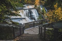 KAKABEKA FALLS, KAKABEKA, ONTARION (Gardner Smith Calibuso) Tags: falls thunder bay kakabeka ontario great lakes lake superior water parks ontarioparks kakabekafalls
