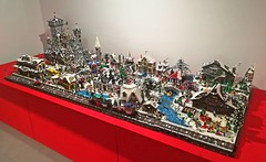 Winter Village 2018 Full Diorama