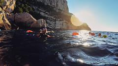 Swimrun Oeil de Verre Grotte Bleue octobre 201700024 (swimrun france) Tags: calanques provence swimming swimrun trailrunning training entrainement france
