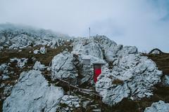 (Federico Raviele) Tags: bivacco monte alben orobie alps baita del gioan ciam della croce passo ddella forca 35mm film photography analog cabin