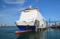 Pride of Hull (Hugo Sluimer) Tags: portofrotterdam port haven onzehaven nlrtm rotterdam zuidholland holland scheepvaart