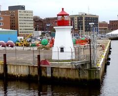 Lighthouse in Saint John, New Brunswick (Joseph Hollick) Tags: saintjohn newbrunswick lighthouse light