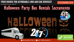 Affordable Halloween Party Bus Rental Sacramento (partybussacramentorental) Tags: affordable halloween party bus rental sacramento