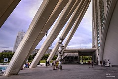 "Tony Cragg: Six Sculptures. ""Points of View, 2015"" (CAC) (October 2018). València (Abariltur) Tags: abariltur castellón spain nikond90 afsdxnikkor1024mmf3545ged valencia tonycraggliverpool1949 tonycraggsixsculptures pointsofview2015 ciutatdelesartsidelesciències cac palaudelesartsreinasofia santiagocalatrava valència october2018"