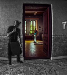 HITMAN™ (DunnoHowTo) Tags: io interactive square enix 2016 video game gaming screenshot photoshop ice agent 47 assassin assassinations season diana ica goty action otisinf injectable camera italy sapienza episode two villa caruso secret lab world tomorrow virus