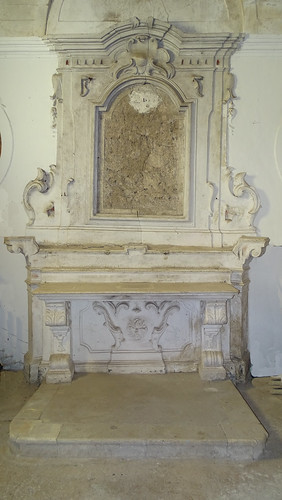 Cappella Del Carmelo altare