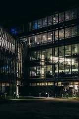 HDR Windows (JamieDieu) Tags: nightphotography night nikon long exposure blue hdr