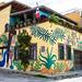 Mural in the Guadalupe neighborhood