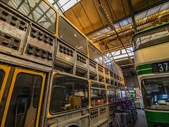 IMG_4774 (Electric-ian Russell) Tags: elements hucknall nottingham bus nottinghamvehicleheritagecharity buses danelec nhvc portlandroad