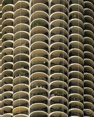 Marina City (brianloganphoto) Tags: residentialcommercialbuildingcomplex bertrandgoldberg historical landmark illinois chicago concrete buidlings architectural architecture unitedstates us