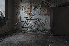 V E L O C I T Y (A N T O N Y M E S) Tags: antonymes abandoned interesting derelict explore empty destroyed abandonedbuilding abandonedhouse derelictbuilding derelicthouse urbex urbanexploration decay decayed broken rust old deserted unloved unused dark creepy decaying canon 70d bike bicycle