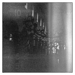 Vision (wolfiwolf) Tags: film analog wolfiwolf wolfiart wolfi wolf wolfiwolfy wolfskunst warum holga holger huldigung vision kunst kohle kirche rache quantensuppe quadrat kodaktmax400 mittelformat 6x6 fotographie