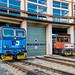 363 074-6 799 013-8 ČD Cargo Ústí nad Labem Depot 08.09.18