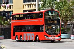 KMB Volvo B9TL 12m (Wright Gemini Eclipse 2 bodywork) (kenli54) Tags: kowloonmotorbus kowloonbus kmb bus buses doubledeck doubledecker noadv red cityred brightred heartbeatofthecity avbwu avbwu773 vh3902 170 volvo volvob9tl b9 b9tl olympian wright wrightbus gemini eclipse