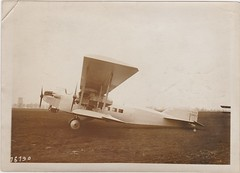Potez XVIIII (skylarkair) Tags: potez potezxviii prototype biplane frenchaircraftindustry civilaircraft parissalonaviation