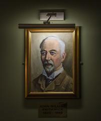 Smithwicks6 (lelizard) Tags: ireland smithwicks beer tour kilkenny painting portrait founders